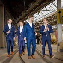 Nieuw Amsterdams Klarinet Kwartet NAKK