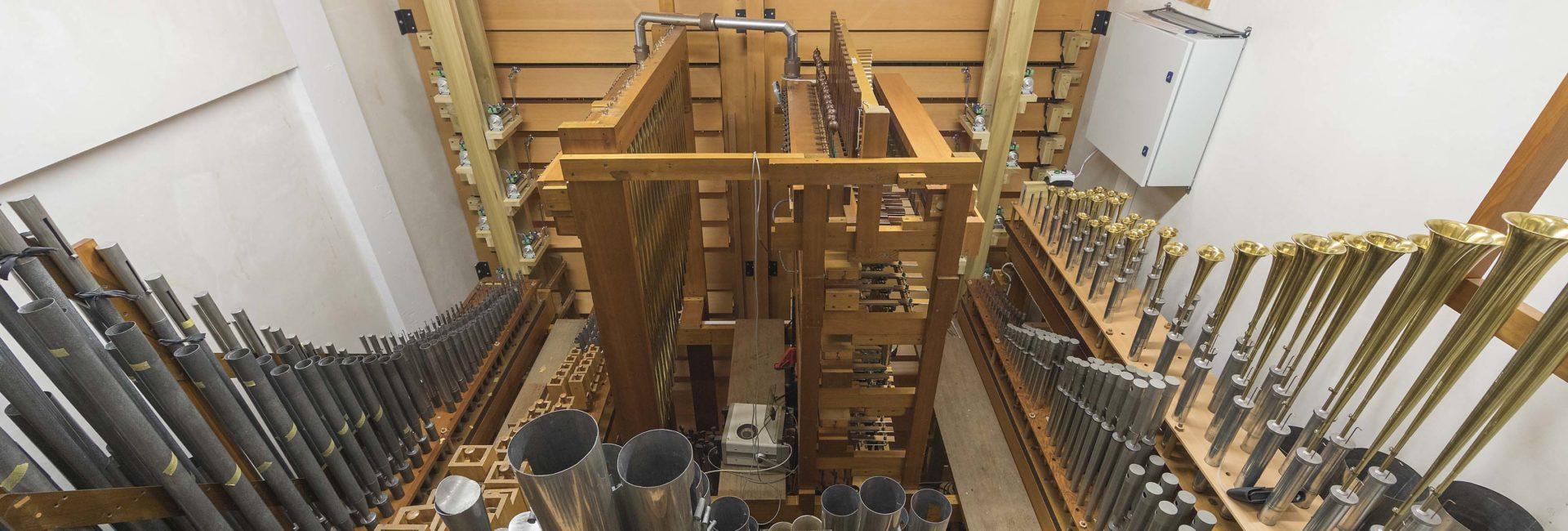 Orgel Pierre Palla