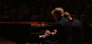 Lucas en Arthur Jussen Hilversum